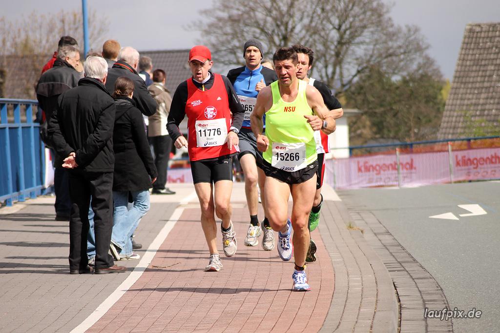 Paderborner Osterlauf 10km - km5 2012 - 95