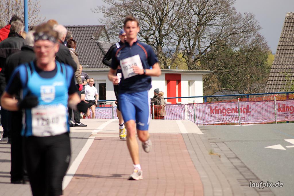 Paderborner Osterlauf 10km - km5 2012 - 107