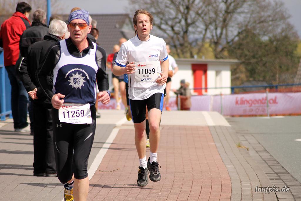 Paderborner Osterlauf 10km - km5 2012 - 110