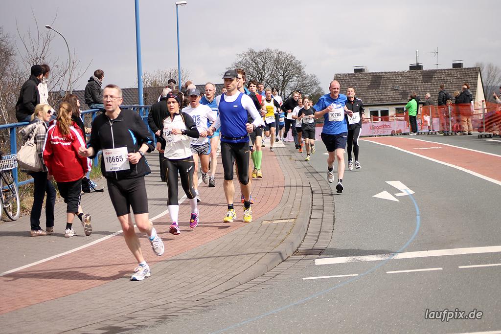 Paderborner Osterlauf 10km - km5 2012 - 165