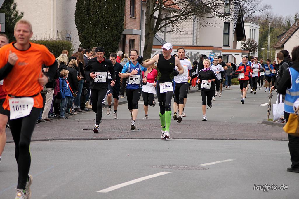 Paderborner Osterlauf 10km - Ziel 2012 Foto (4)