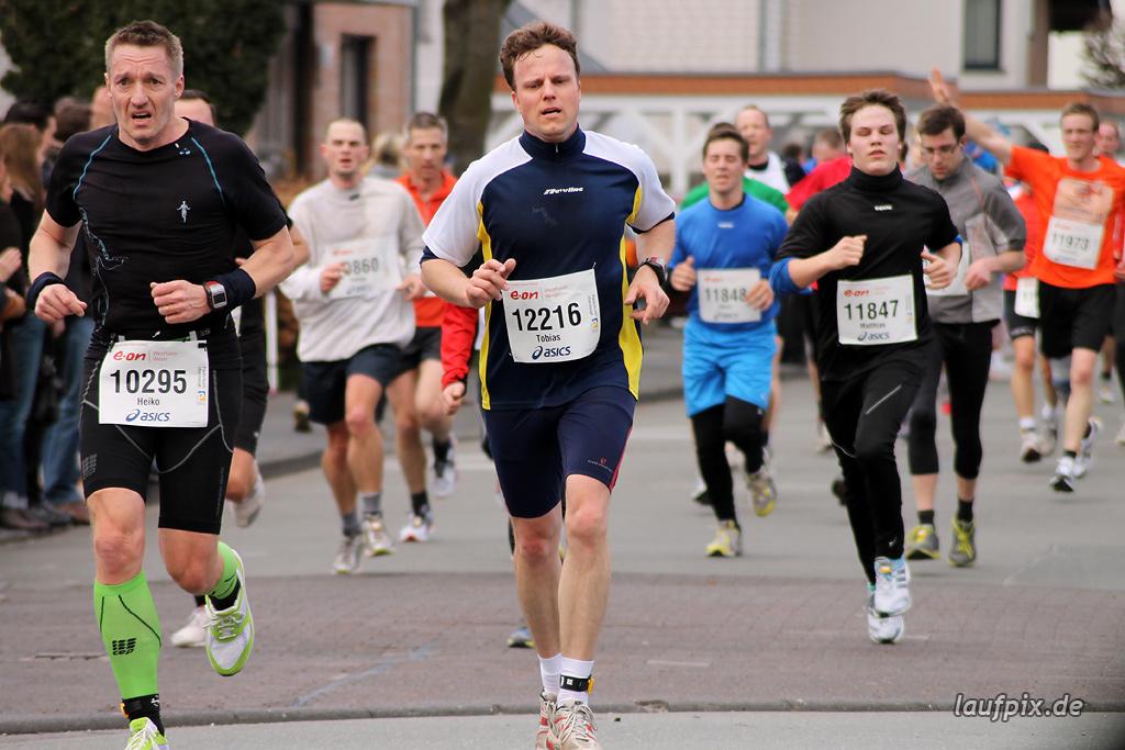 Paderborner Osterlauf 10km - Ziel 2012 - 20
