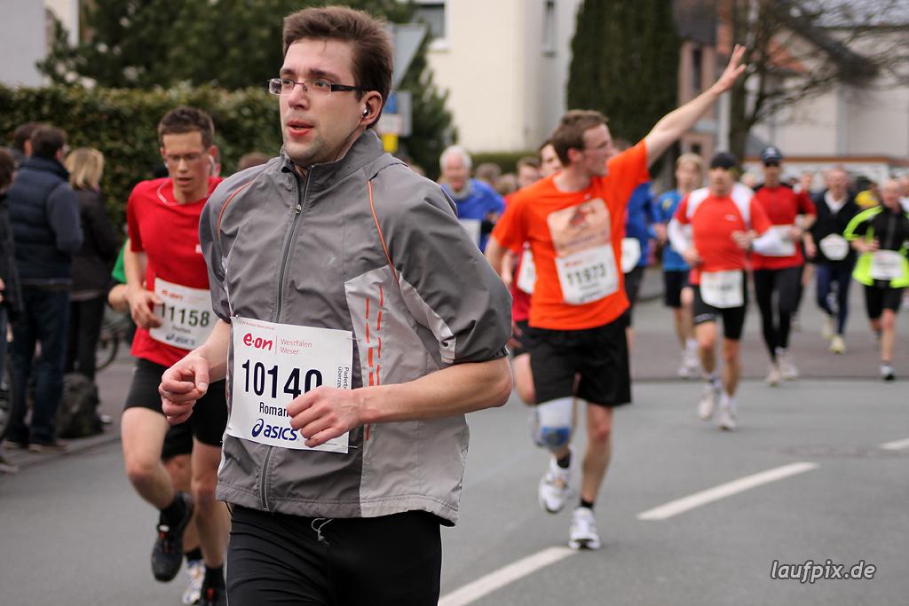 Paderborner Osterlauf 10km - Ziel 2012 - 24