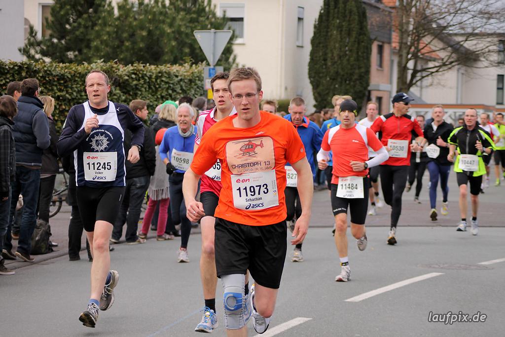 Paderborner Osterlauf 10km - Ziel 2012 - 25