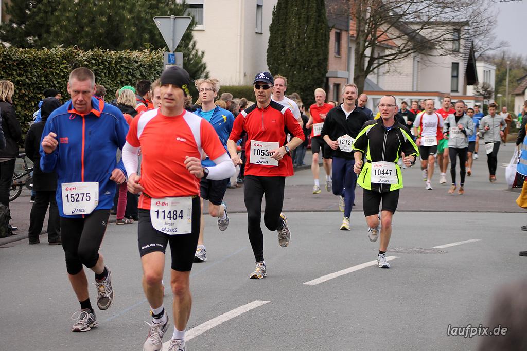 Paderborner Osterlauf 10km - Ziel 2012 - 27