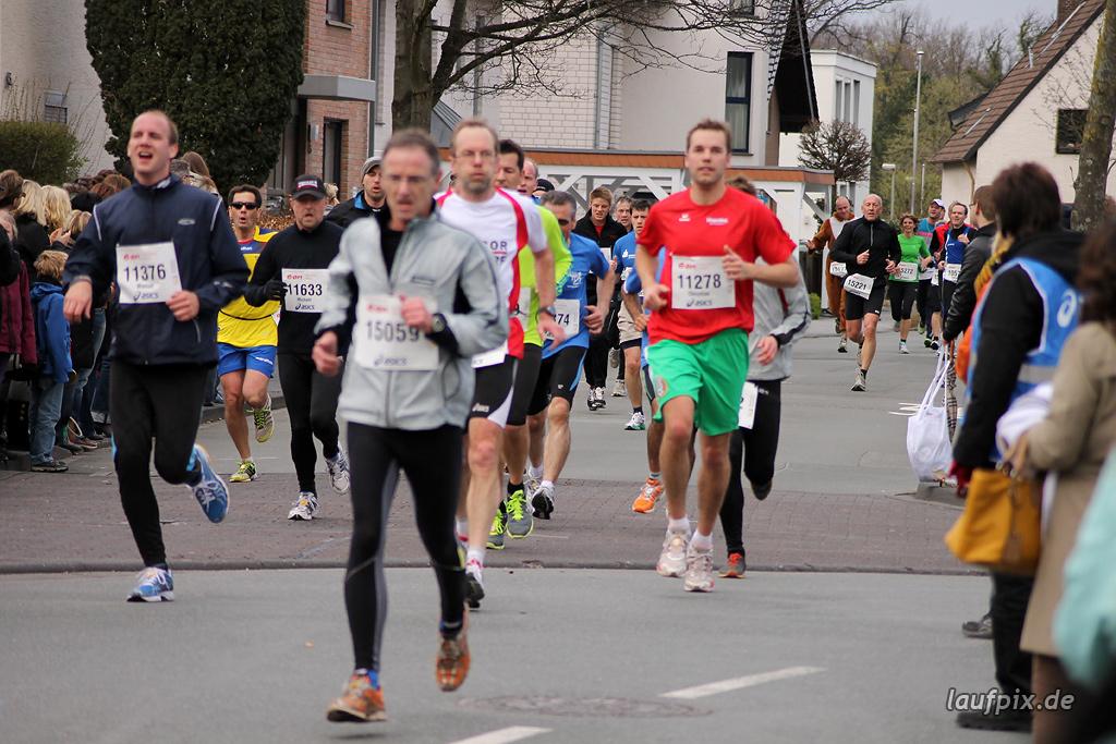 Paderborner Osterlauf 10km - Ziel 2012 - 29