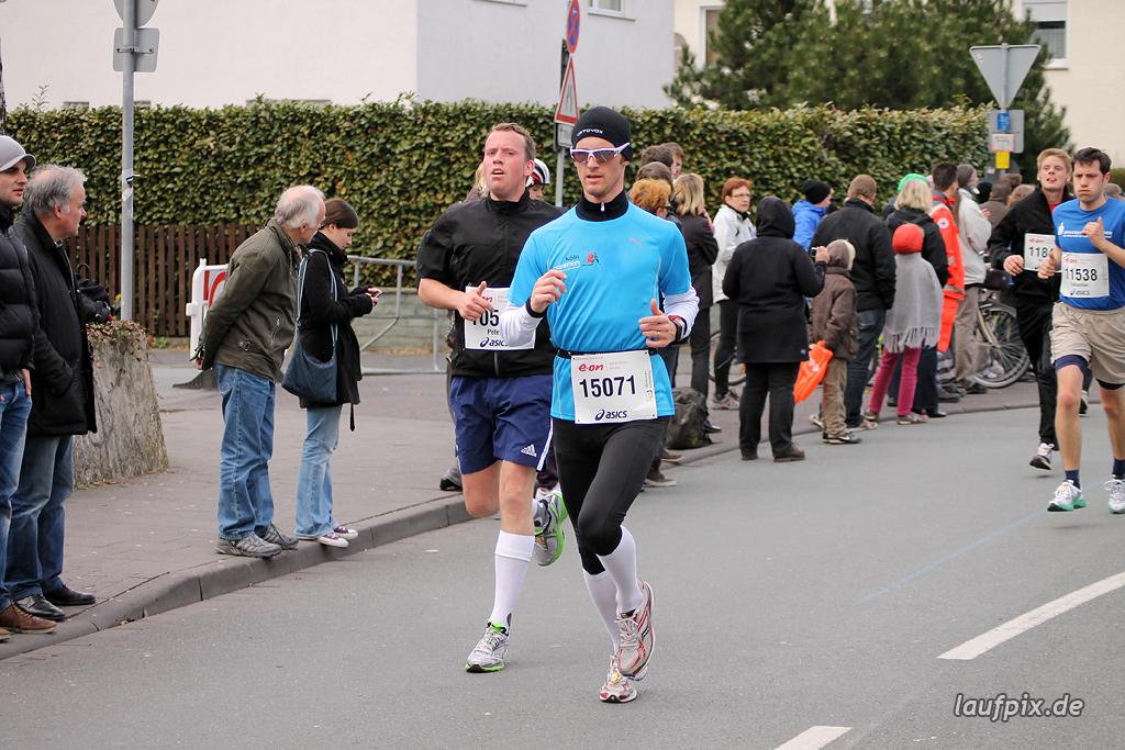 Paderborner Osterlauf 10km - Ziel 2012 - 31