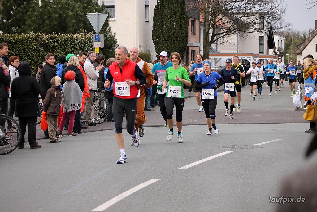 Paderborner Osterlauf 10km - Ziel 2012 - 34