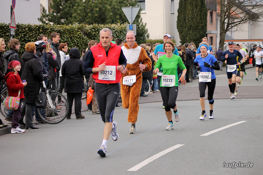 Paderborner Osterlauf 10km - Ziel 2012 - 35