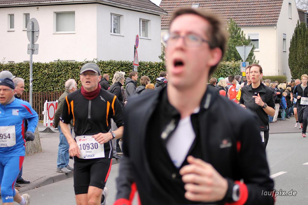 Paderborner Osterlauf 10km - Ziel 2012 - 44