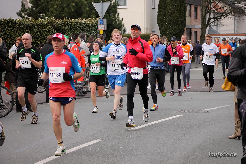 Paderborner Osterlauf 10km - Ziel 2012 - 45