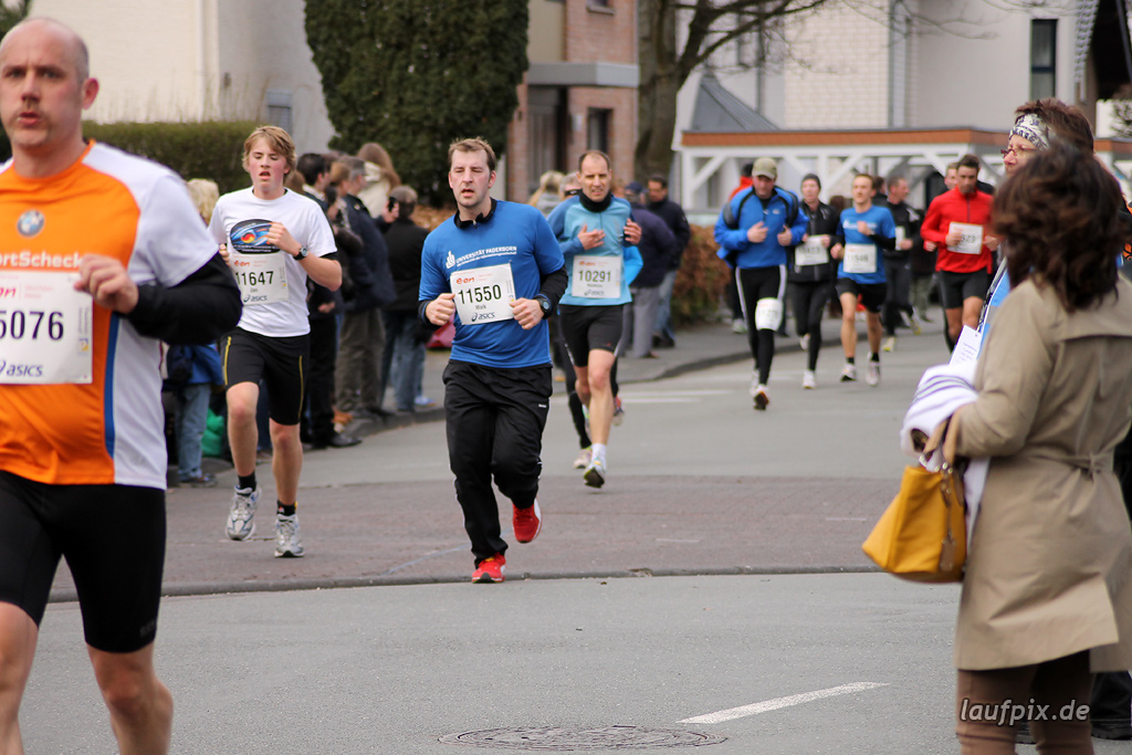 Paderborner Osterlauf 10km - Ziel 2012 - 72