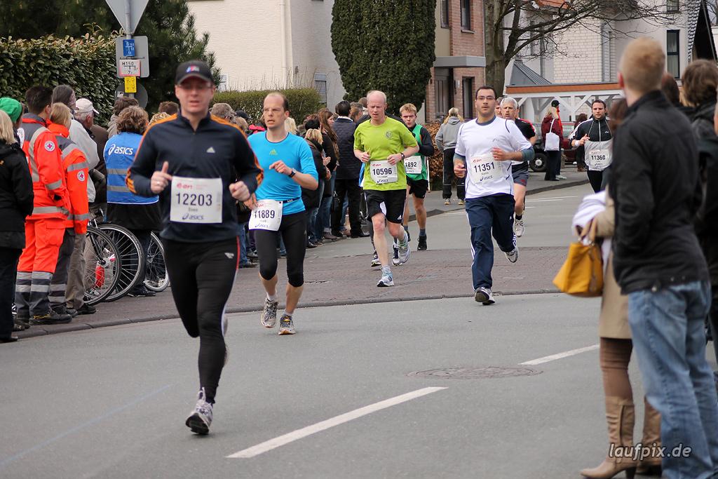 Paderborner Osterlauf 10km - Ziel 2012 - 84