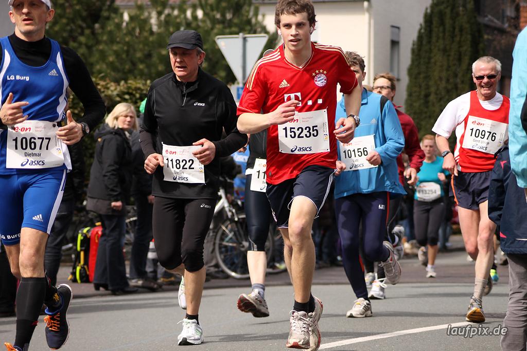 Paderborner Osterlauf 10km - Ziel 2012 - 171
