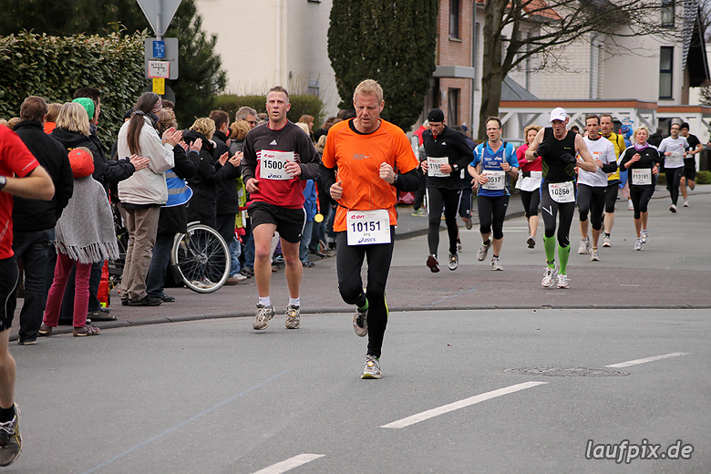 Paderborner Osterlauf 10km - Ziel 2012 - 3