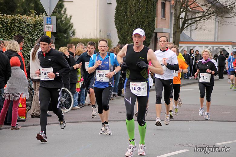 Paderborner Osterlauf 10km - Ziel 2012 - 5
