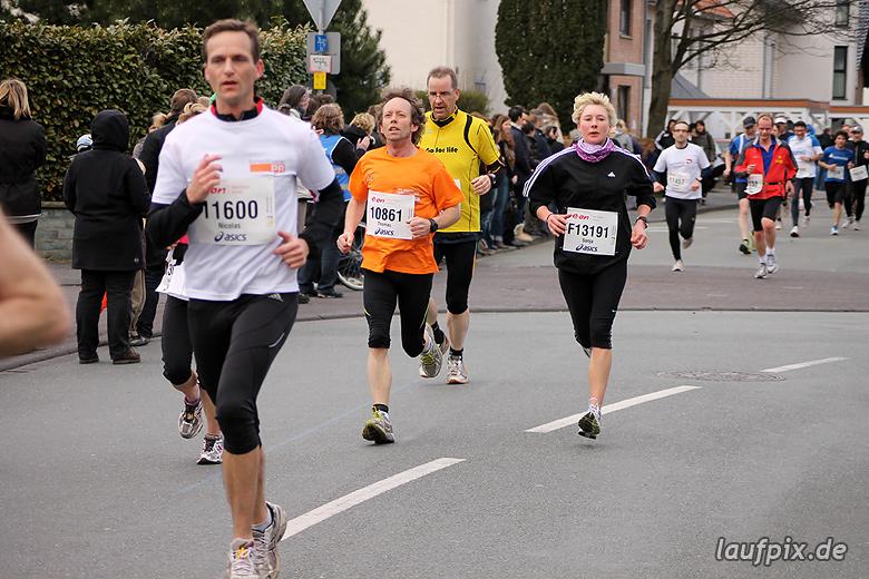 Paderborner Osterlauf 10km - Ziel 2012 - 8