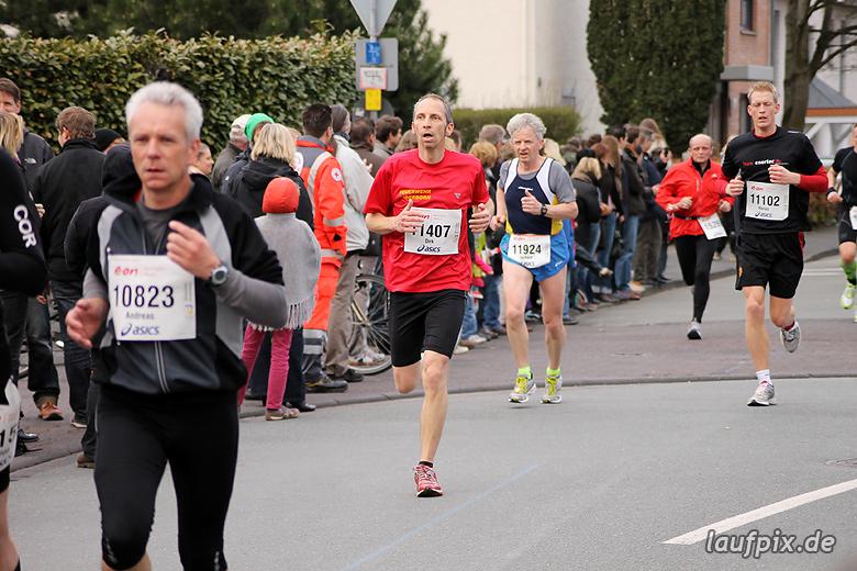 Paderborner Osterlauf 10km - Ziel 2012 - 18