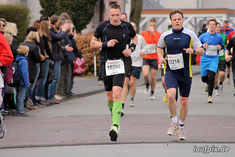 Paderborner Osterlauf 10km - Ziel 2012 - 19