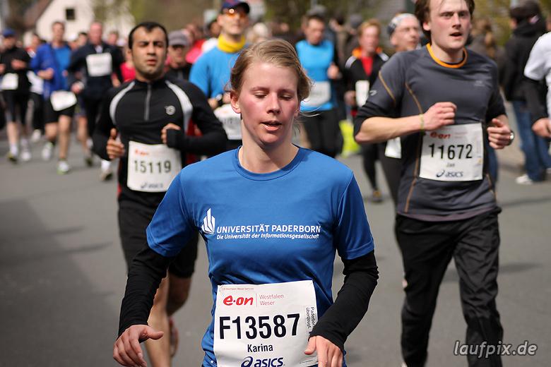 Paderborner Osterlauf 10km - Ziel 2012 - 267