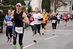 Paderborner Osterlauf 10km - Ziel 2012 - 7