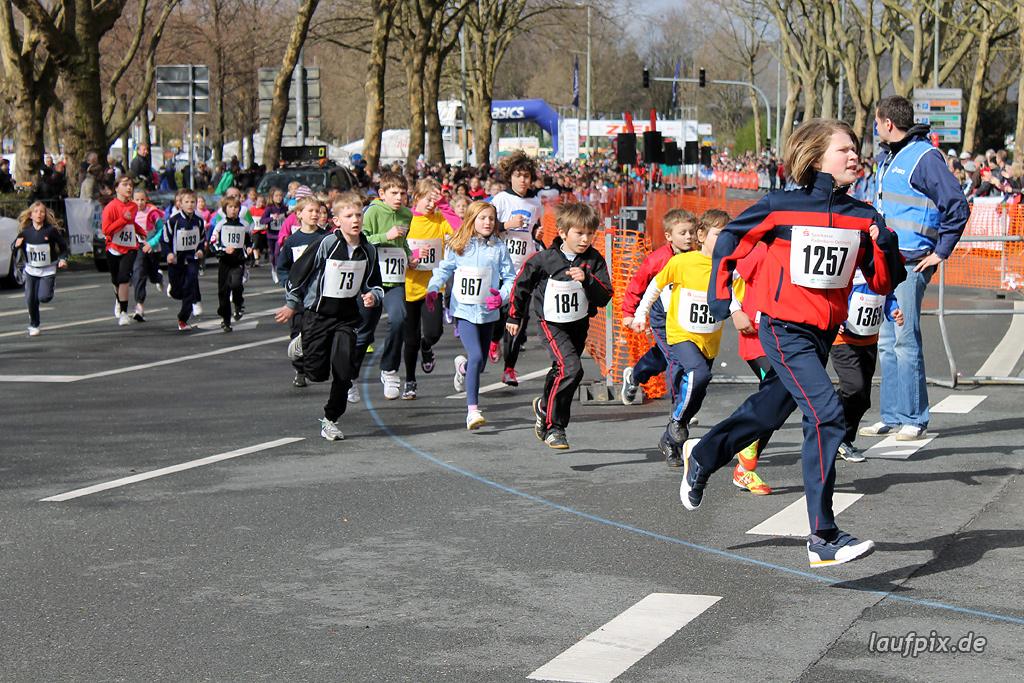 Paderborner Osterlauf Bambini 2012 Foto (1)