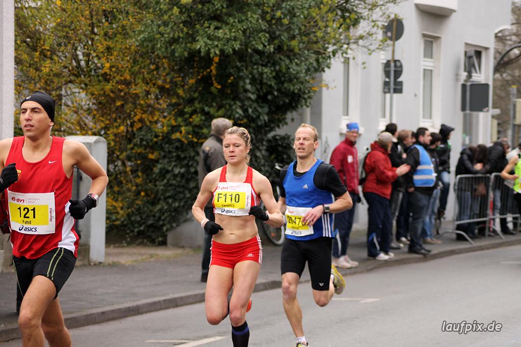 Paderborner Osterlauf 21km 2012 - 13