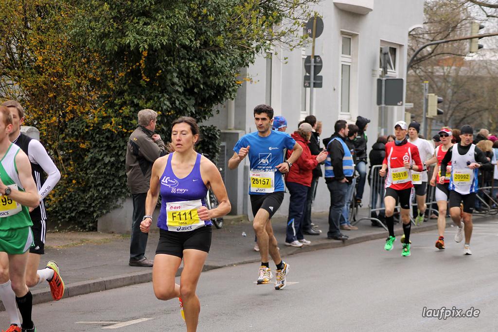 Paderborner Osterlauf 21km 2012 - 18