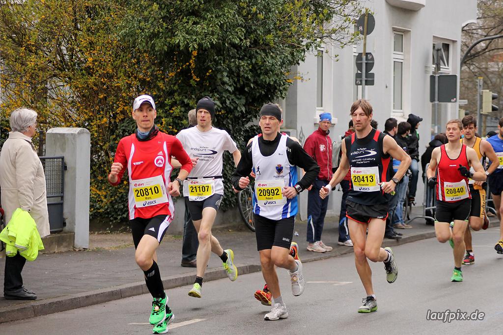 Paderborner Osterlauf 21km 2012 - 19