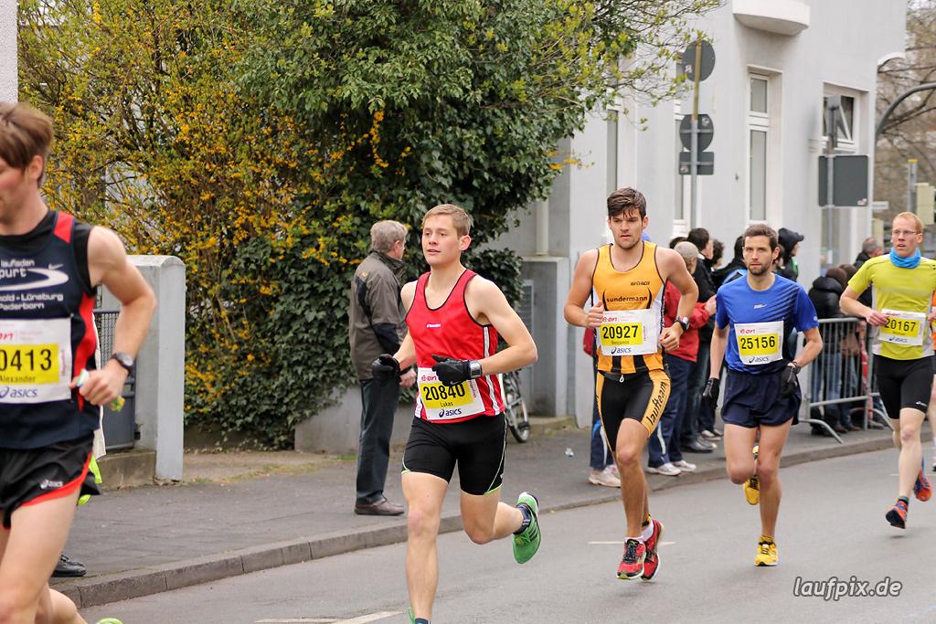Paderborner Osterlauf 21km 2012 - 20