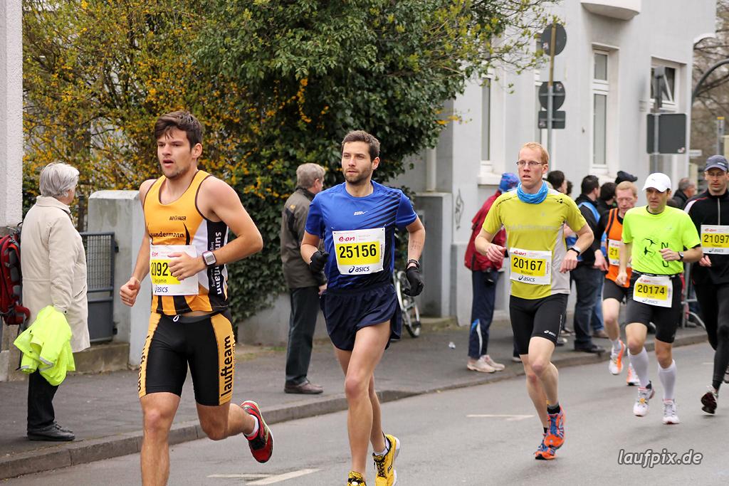 Paderborner Osterlauf 21km 2012 - 21