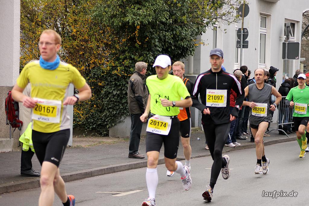Paderborner Osterlauf 21km 2012 - 22