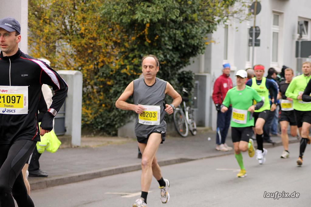 Paderborner Osterlauf 21km 2012 - 23