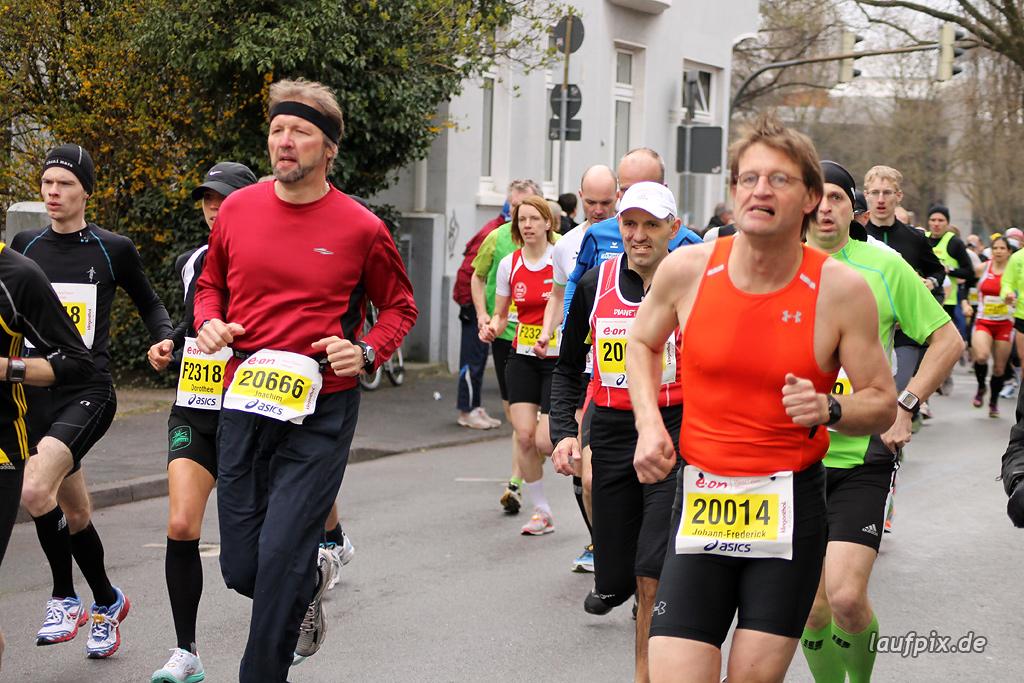 Paderborner Osterlauf 21km 2012 - 26