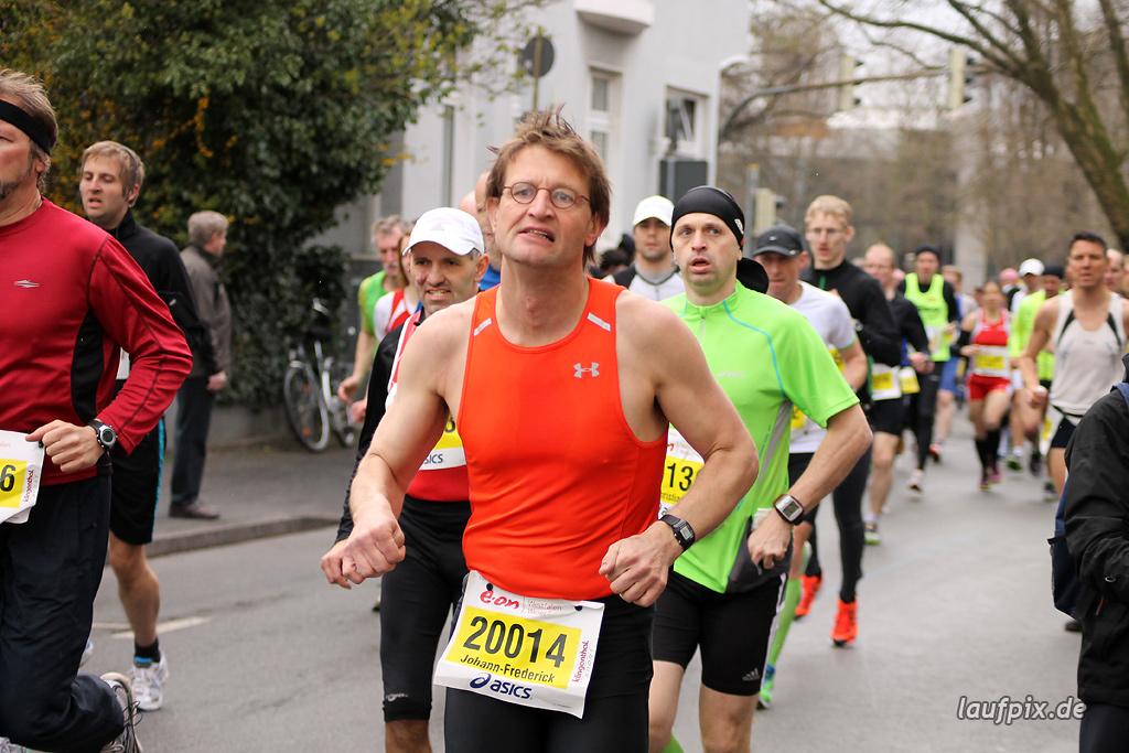 Paderborner Osterlauf 21km 2012 - 27