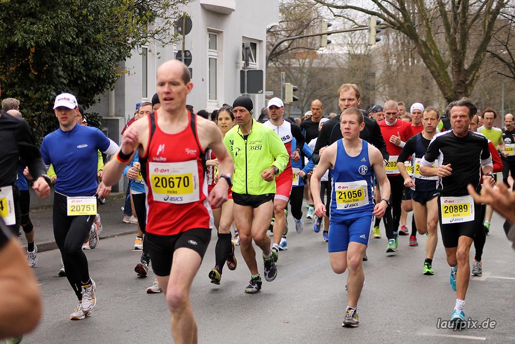 Paderborner Osterlauf 21km 2012 - 29
