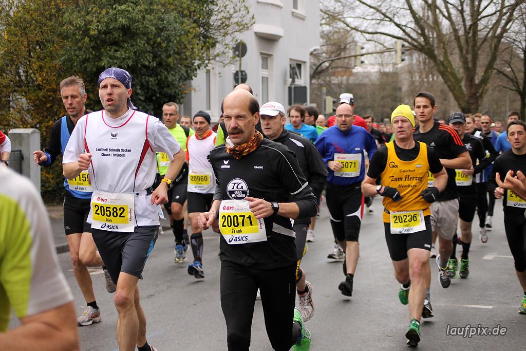 Paderborner Osterlauf 21km 2012 - 35