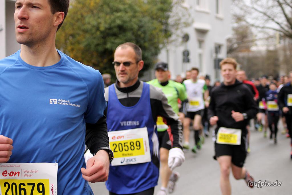 Paderborner Osterlauf 21km 2012 - 40