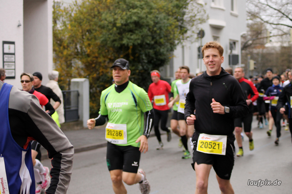 Paderborner Osterlauf 21km 2012 - 41