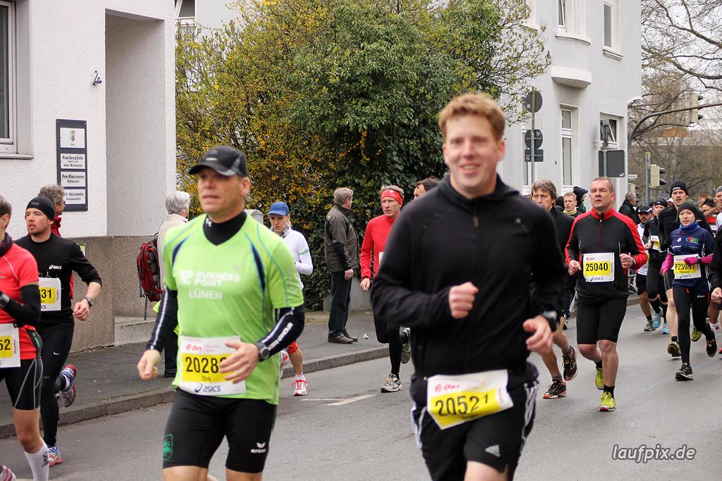 Paderborner Osterlauf 21km 2012 - 42