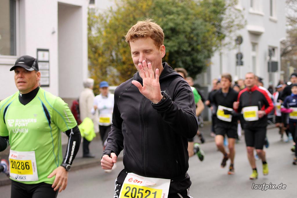 Paderborner Osterlauf 21km 2012 - 43