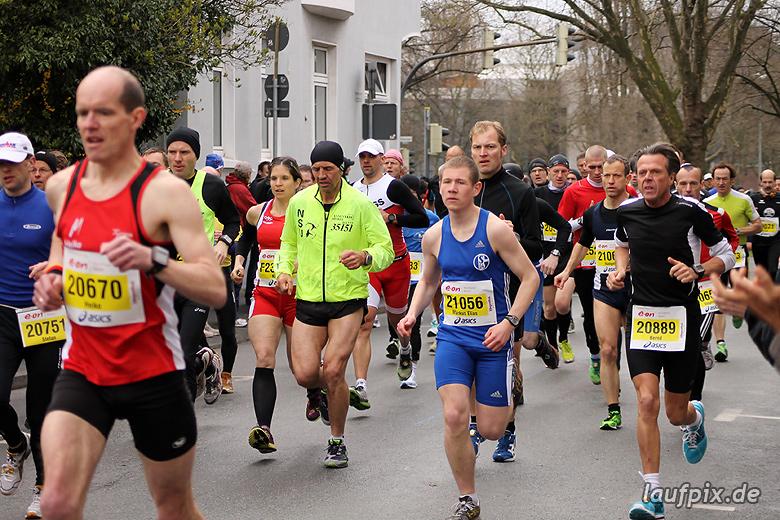 Paderborner Osterlauf 21km 2012 - 30