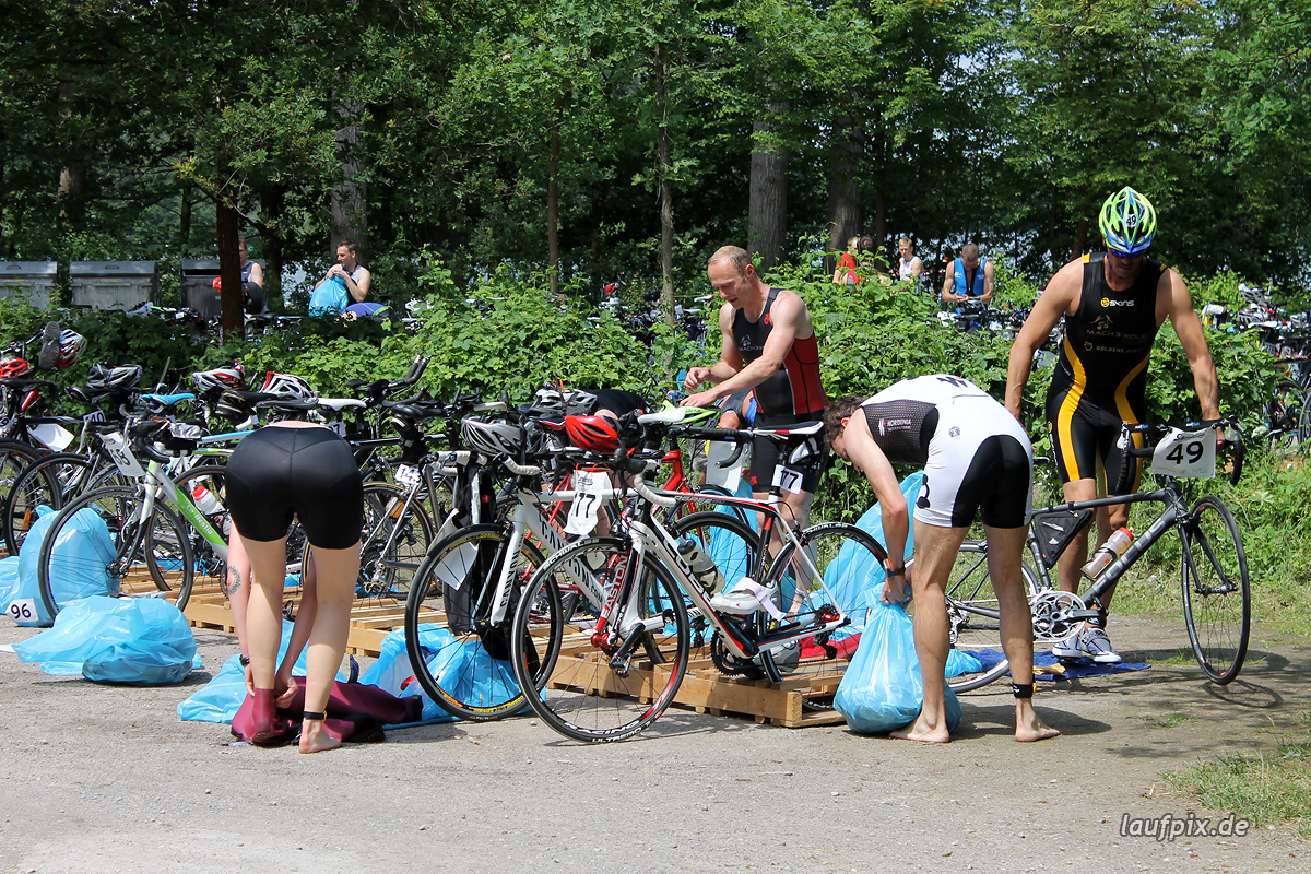Lippstadt Triathlon Albersee 2012 - 41