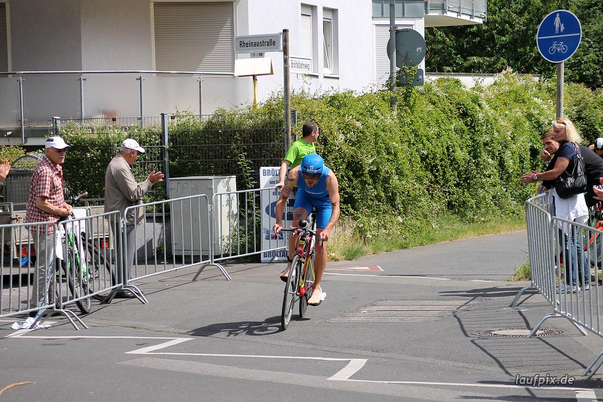 Bonn Triathlon - Bike 2012 - 9
