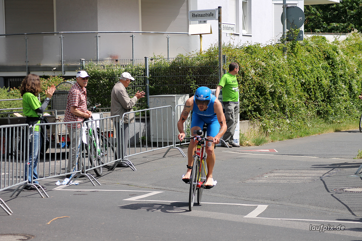 Bonn Triathlon - Bike 2012 - 10