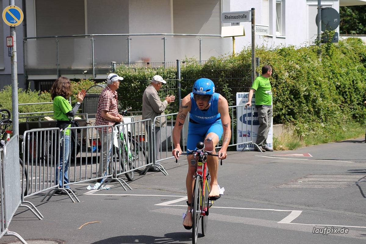 Bonn Triathlon - Bike 2012 - 11