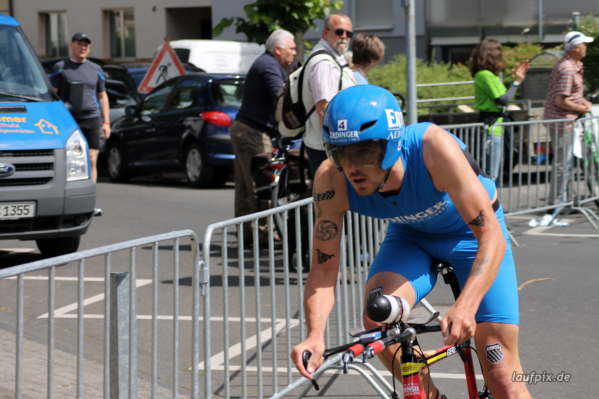 Bonn Triathlon - Bike 2012 - 13