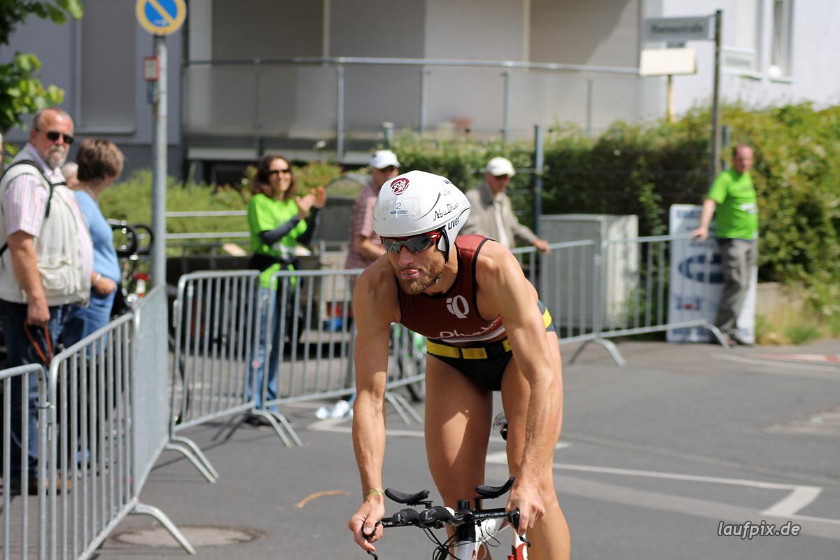 Bonn Triathlon - Bike 2012 - 14