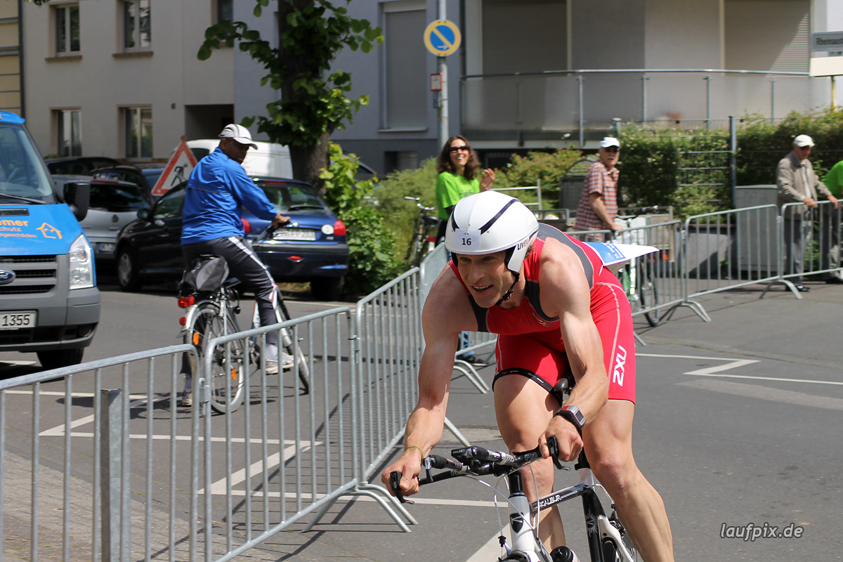 Bonn Triathlon - Bike 2012 - 17