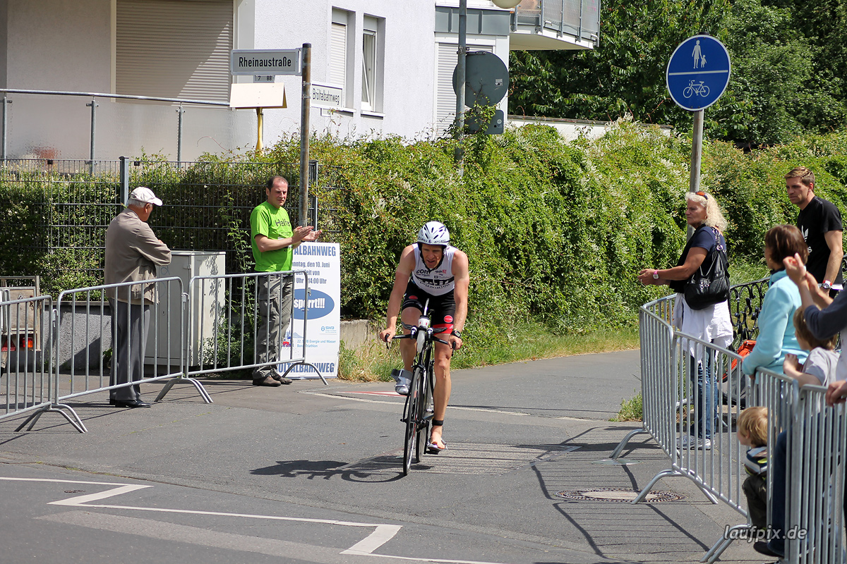 Bonn Triathlon - Bike 2012 - 19